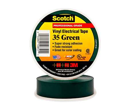 Insulation Tape - Green